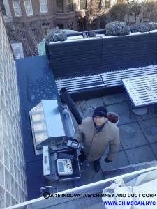 Chim-scan Chimney Inspection www.chimscan.nyc